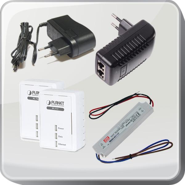 12V / 24V adapters