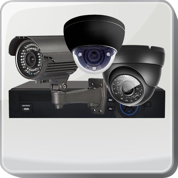 CVI camerasysteem 1 tot 16 camera's