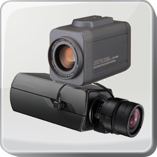 Box / zoom camera