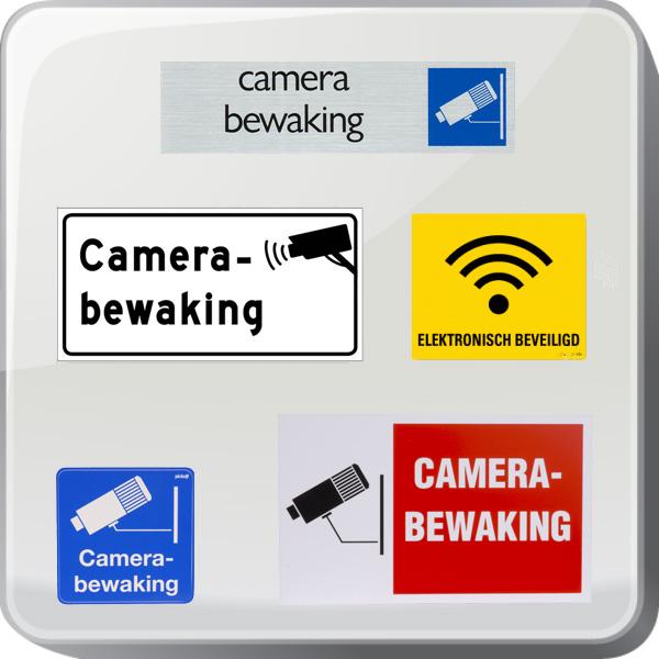 Stickers / Camerabordjes