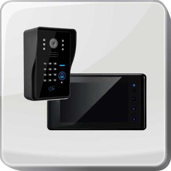 Slimme deurbel camera
