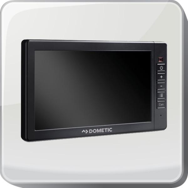Dometic achteruitrijcamera monitors