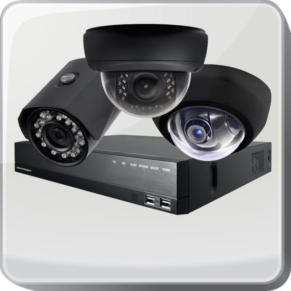 IP cameraset samenstellen