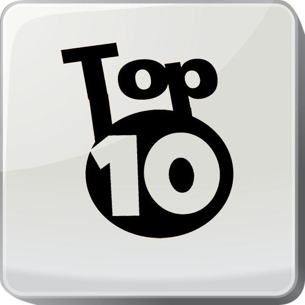 Top 10 best verkocht