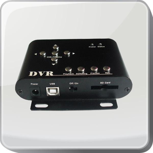 Mini recorder / SD kaart