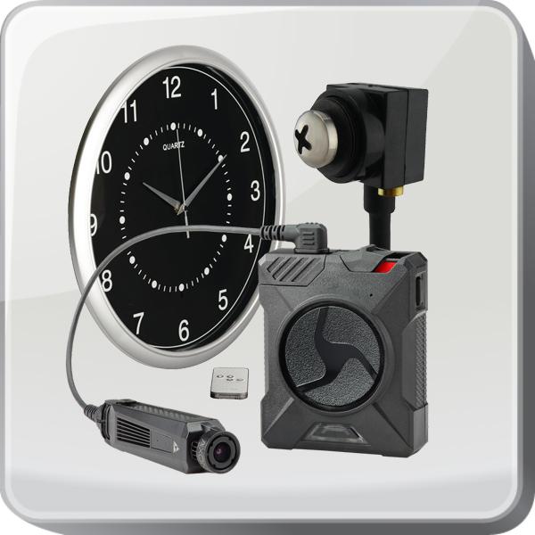 Opname / camera gadgets