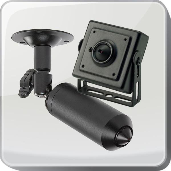 Onopvallende / deurspion camera