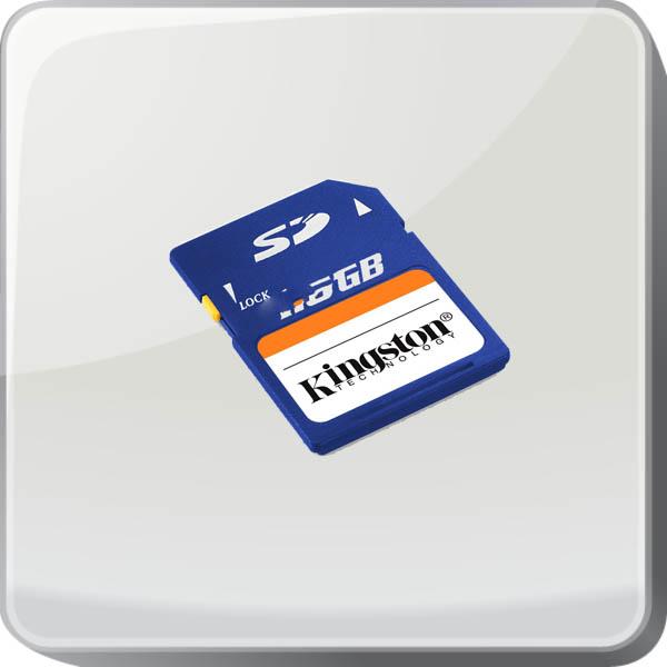SD kaart