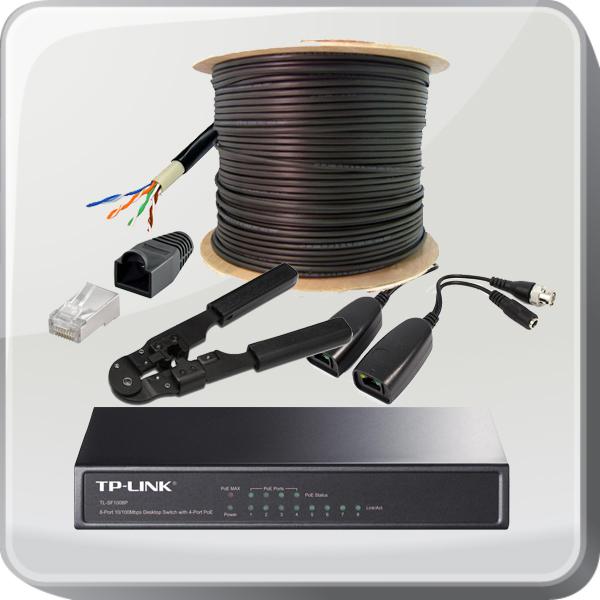 UTP-kabels