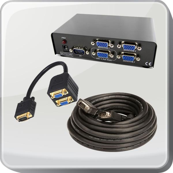 VGA-kabels