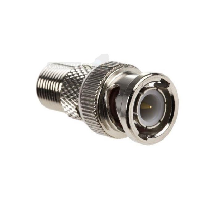 bnc naar f connector adapter cctv