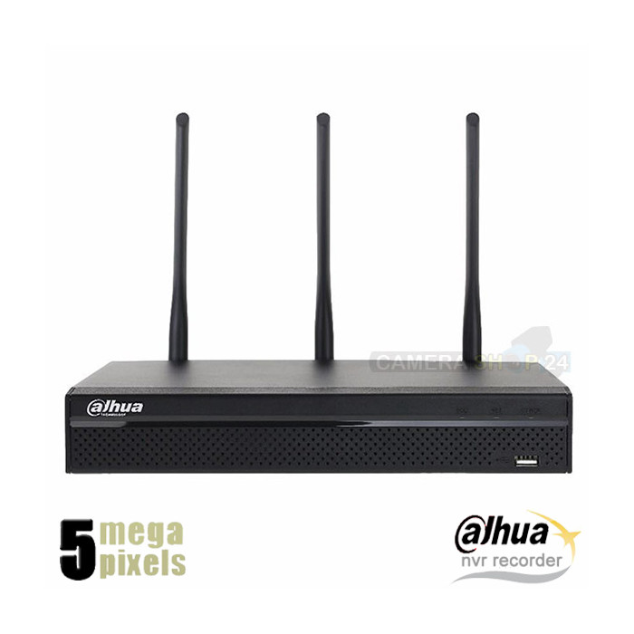 dahua netwerkrecorder 5megapixel