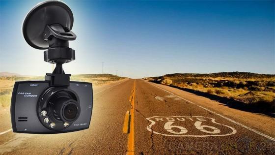 Dashcam voor auto of camper
