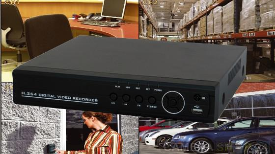 Alles over CCTV recorders