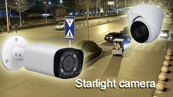 Starlight beveiligingscamera