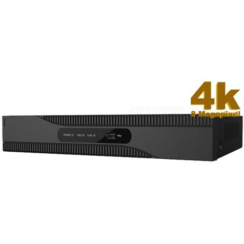 Ultra HD penta-brid recorder