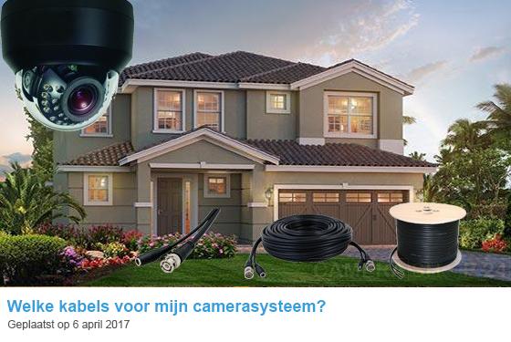 Kabels camerasysteem