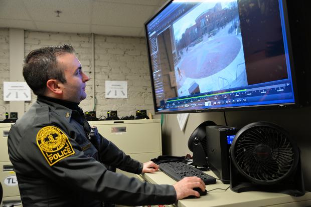 Camerabewaking belangrijk voor politie