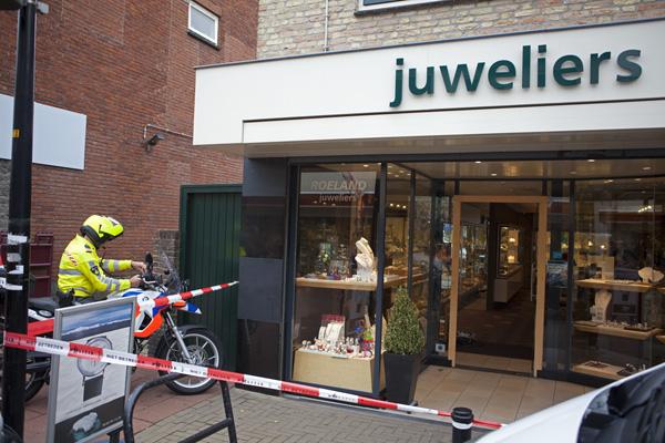 Preventie juweliers