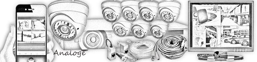 Cameraset met 32 camera's is een uitgebreid camerasysteem plus