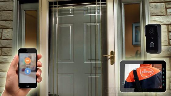 blog deurintercom voordeurcamera camera deur