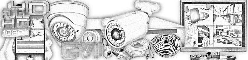 HD-CVI camera sets met 2 camera's naar keuze