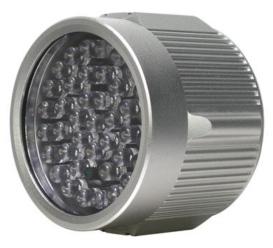 infraroodlamp camerabewaking