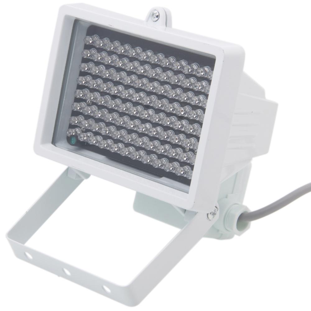 camerabewaking infraroodlampen