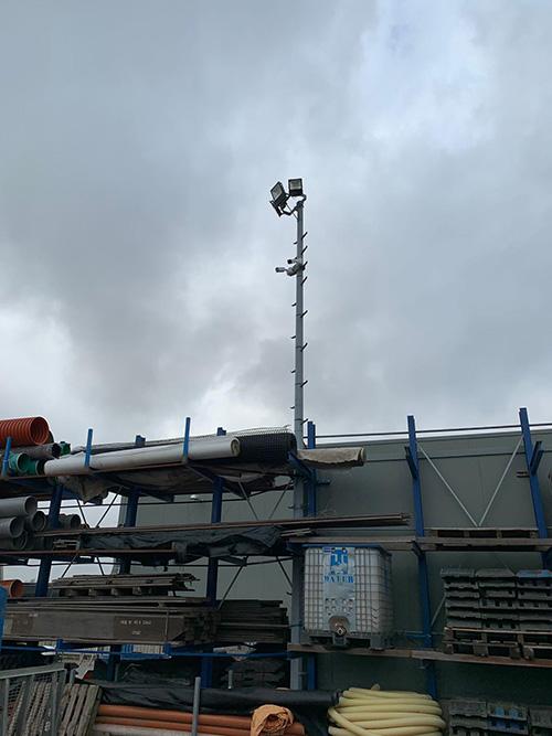 Camera installatie Rotterdam