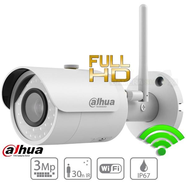 Draadloos camerasysteem IP van Dahua afbeelding