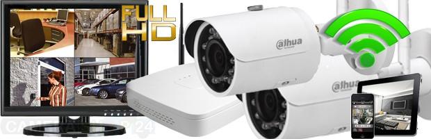 Wifi Dahua IP recorder met easy4ip logo