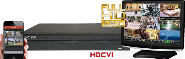 DVR kit 16 ch opnamesysteem photo