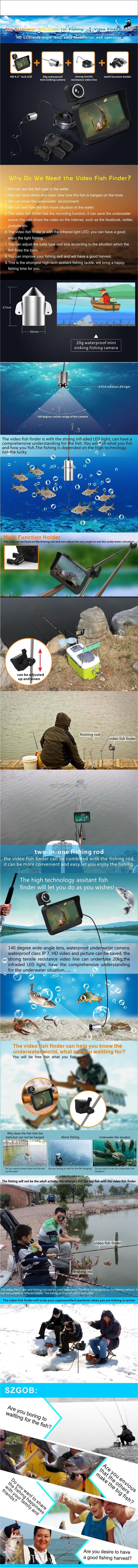 Visvinder duikcamera en beste onderwatercamera kopen plaatje
