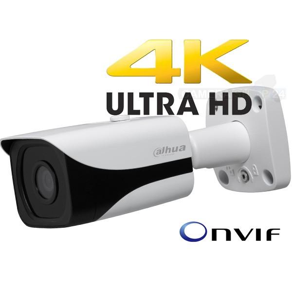 Plaatje UHD CCTV bulletcamerasysteem 4k