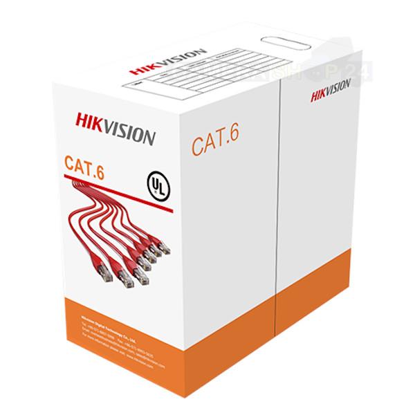 Hikvision 305 meter UTP-kabel op rol