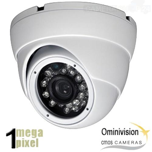 HD AHD dome camera 25m nachtzicht 3.6mm lens - ahdd1