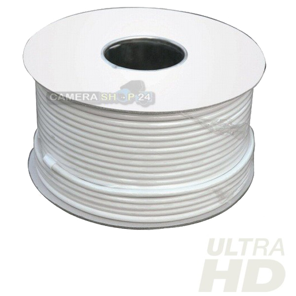 100 meter HD coax wit analoog/cvi/tvi/ahd - cck6