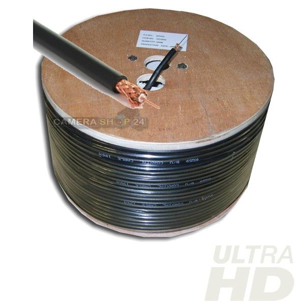 200 meter HD coax kabel analoog/cvi/tvi/ahd - cck4
