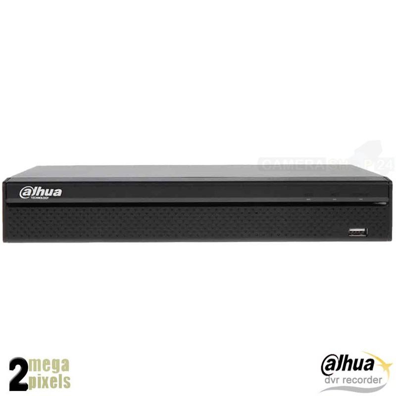 Aanbieding! - 24 kanaals Dahua 3in1 DVR - HD720P - hdcvr224q