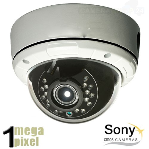 HD CVI dome camera - 20m nachtzicht - 2.8-12mm lens - Sony CCD sensor - hdcvd5