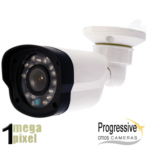 HD CVI bullet camera - 20m nachtzicht - 2.8mm lens - hdcvb13