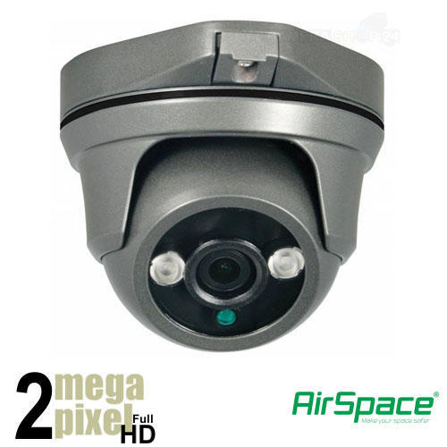 Full HD 4in1 camera - 20m nachtzicht - 2.8 mm groothoek lens - hdcvb23