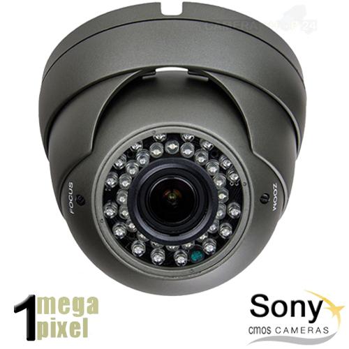 HD AHD dome camera 35m nachtzicht 2.8-12mm lens - ahdd5