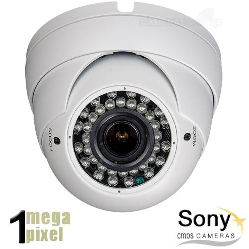 HD AHD dome camera 35m nachtzicht 2.8-12mm lens - ahdd4